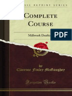 Complete Course Millwork Drafting 1000800193