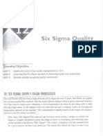 Chapter 12 Six Sigma Quality