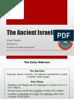 Step 5 - The Ancient Israelites