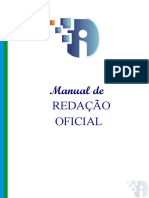 Manual de Redação Oficial ACESSO 2012