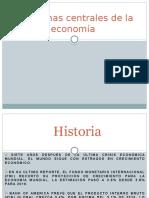 Problemas Centrales de La Economía
