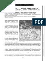 20. Urbanización y Contaminación
