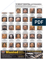 Albuquerque's most wanted offenders, July 2016
