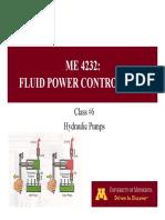 Class6 Pumps