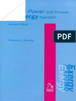 Frederick J. Barclay-Combined Power and Process_ - An Exergy Approach-Wiley (1998)