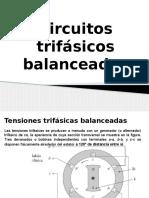 CIRCUITOS TRIFASICOS EQUILIBRADOS