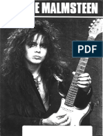 Yngwie Malmsteen - Licks Arpeggios and Classical Phrases