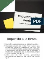 Impuesto a La Renta (1)