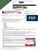 biology Tripura JEE 2016 Examination Syllabus Bio