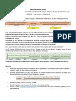 Excel_Calculo Con Fechas