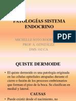 patologias sistema endocrino