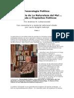 Ponerología Polític1