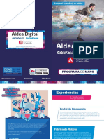 Programa de La Aldea Digital 2016