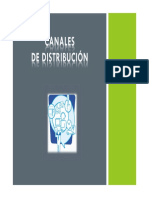 Canales de Distribucion.