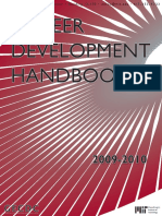 Career Development Handbook