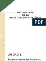1. Metodologia de La Invest. Cientfica