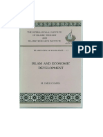 Islam and Economic Development. Chapra