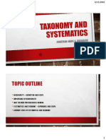 Lecture1-Taxonomy and Systematics (1)