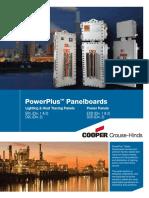 1. Tableros de Distribucion PowerPlus