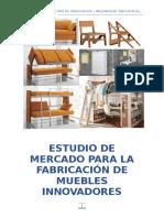 Proyecto de Investigación de Mercado Para Productos Innovadores 1marketing