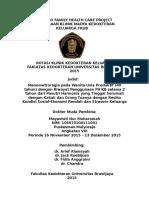 FHCP Mayastuti Nur Muharomah 105070100111041 Mulyorejo