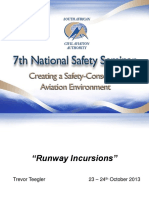 Runway Incursions Best PDF