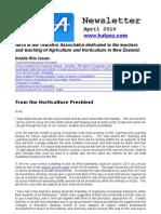 Term 2 2010 Newsletter