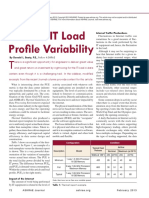 Data Center Load Profile