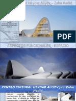 Centro Cultural Heydar Aliyev