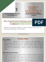 Presentation- IIPRD K&K