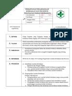 8.5.2.c.spo Pemantauan Pelaksanaan Kebijakan Dan Prosedur Penanganan Bahan Berbahaya