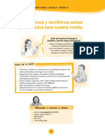 Documentos Primaria Sesiones Unidad04 SextoGrado Integrados 6G U4 Sesion07