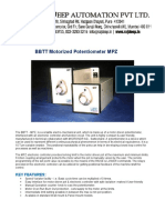 Mpz Motorized Potentiometer