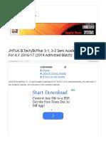 JNTUK B.Tech_B.Phar 3-1, 3-2 Sem Academic Calendar For A.pdf