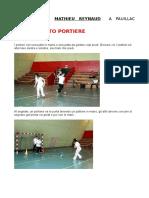 Entrenamiento Del Portero, Escuela Francesa 1