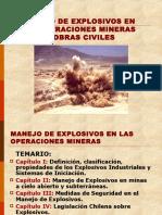 Manejo de Explosivos Hmc Orica