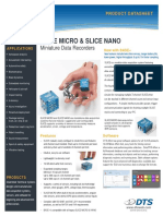 Dts Datasheet - Slice Nano & Micro (2015-02)