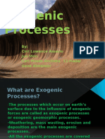 Exogenic  Processes 2.pptx