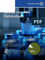 Medical Use of Radioisotopes Web