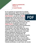 Comentario Sobre La Exposición WorldPress Photo 13