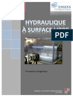 Hydraulique à Surface Libre (ENGEES)