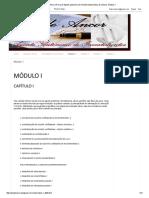 Estude Ancor (Prova de Agente Autonomo de Investimentos) Bolsa de Valores_ Módulo 1
