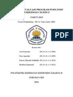 Proposal Evaluasi Program Posyandu