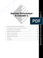 businees environment concepts