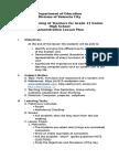 Parts of a System Unit Lesson Plan