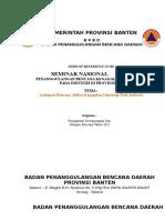Maman-ToR SEMINAR BPBD Update 3 Nopember 2014 (1)