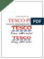 Case Study on Tesco 500