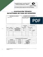 Ppc-pe0-007 Rev 0 Detectores de Paso