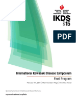 International Kawasaki Disease Symposium Program