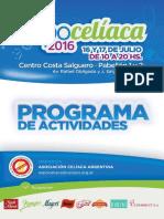 Programa Expo Celiac a 2016